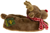 Womens Dunlop Christmas Novelty Slippers Thumbnail 8