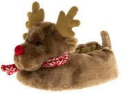 Womens Dunlop Christmas Novelty Slippers Thumbnail 10