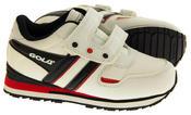 GOLA Talon Mesh AKA946 Velcro Fastening Sports Running Shoes Thumbnail 7