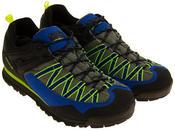 Mens Gola Grey Waterproof Outdoor Hiking Trekking Walking Shoes Thumbnail 5