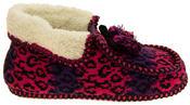 Ladies Coolers Winter Fur Lined Fairisle Slipper Boots Thumbnail 8