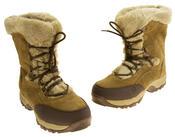 Ladies Hi-Tec Waterproof Suede Faux Fur Winter Snow Boots Thumbnail 12