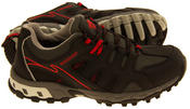 Mens Leather NORTHWEST TERRITORY Hiking Walking Waterproof Shoes Thumbnail 7