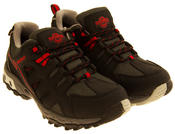 Mens Leather NORTHWEST TERRITORY Hiking Walking Waterproof Shoes Thumbnail 8