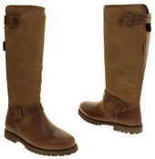 Womens NORTHWEST TERRITORY Leather Knee High Weatherproof Boots Thumbnail 6