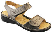 Womens Betty Touch Strap Comfort Sandals Thumbnail 7