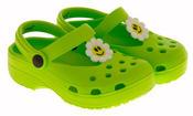 Girls Summer Beach Clog Sandals Thumbnail 4