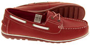 Womens Leather Shoreside Deck Shoes Thumbnail 11