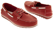 Womens Leather Shoreside Deck Shoes Thumbnail 12