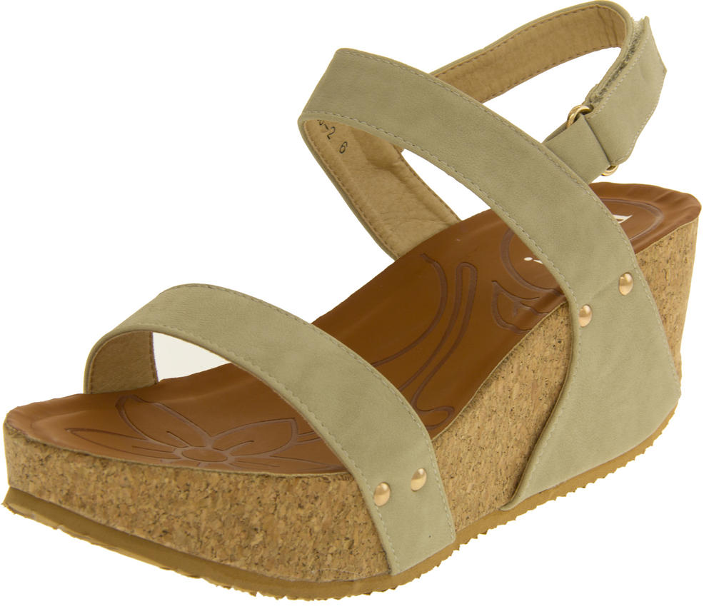 Womens Platform Gladiator Sandals