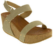 Womens Platform Gladiator Sandals Thumbnail 2