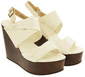 Ladies BETSY Platform Wedge Sandals Thumbnail 11