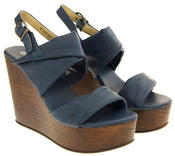 Ladies BETSY Platform Wedge Sandals Thumbnail 4