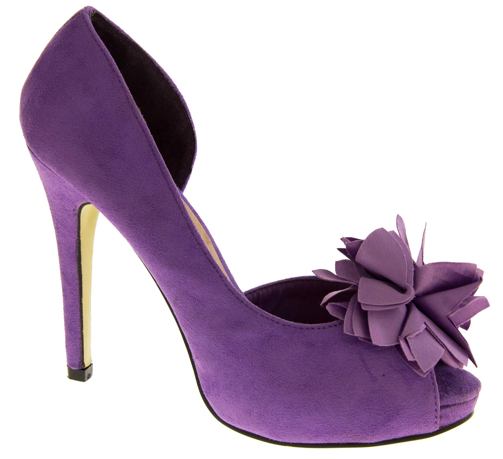 Ladies Pink Heels