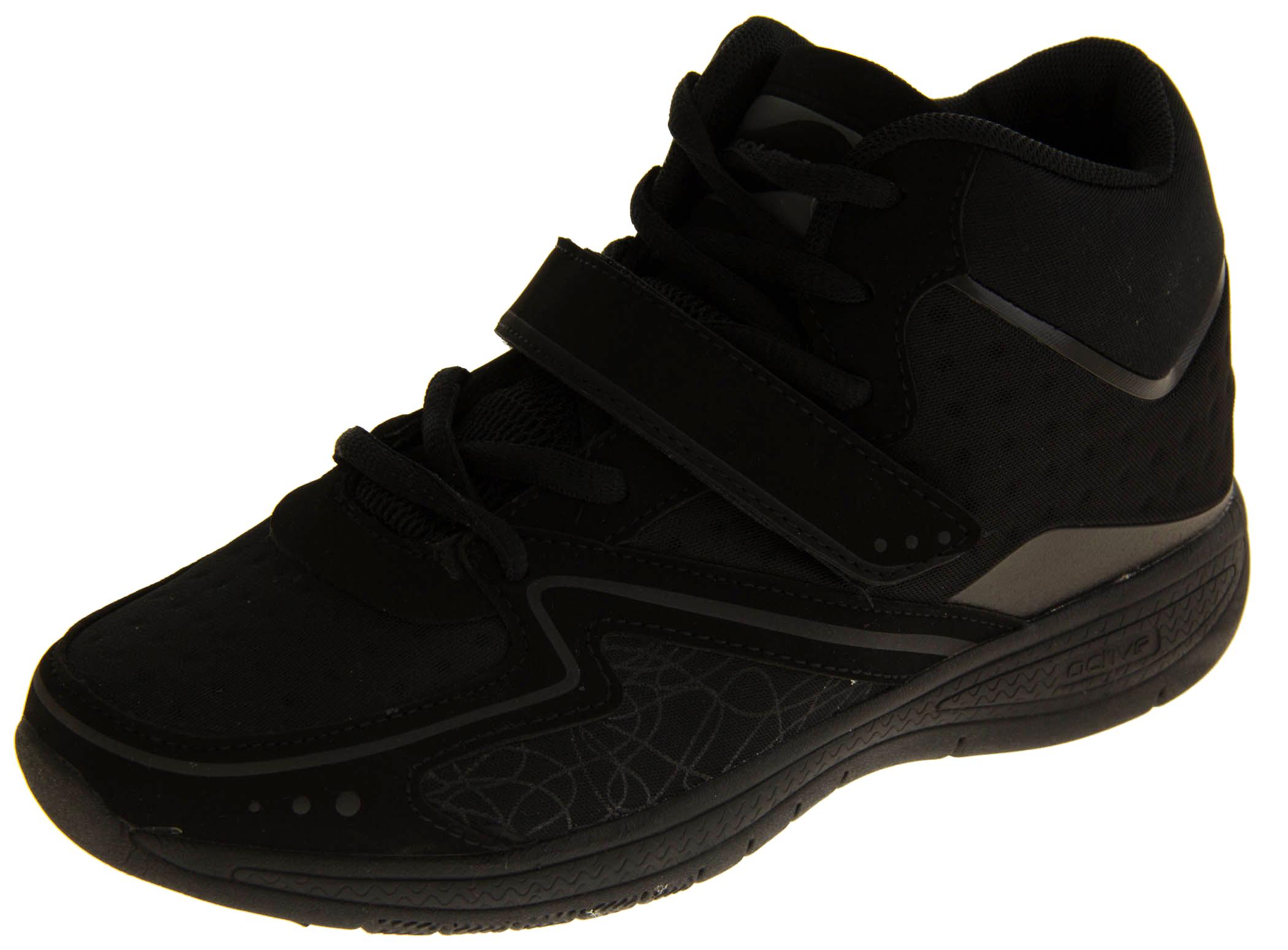 Gola Black Training Shoes