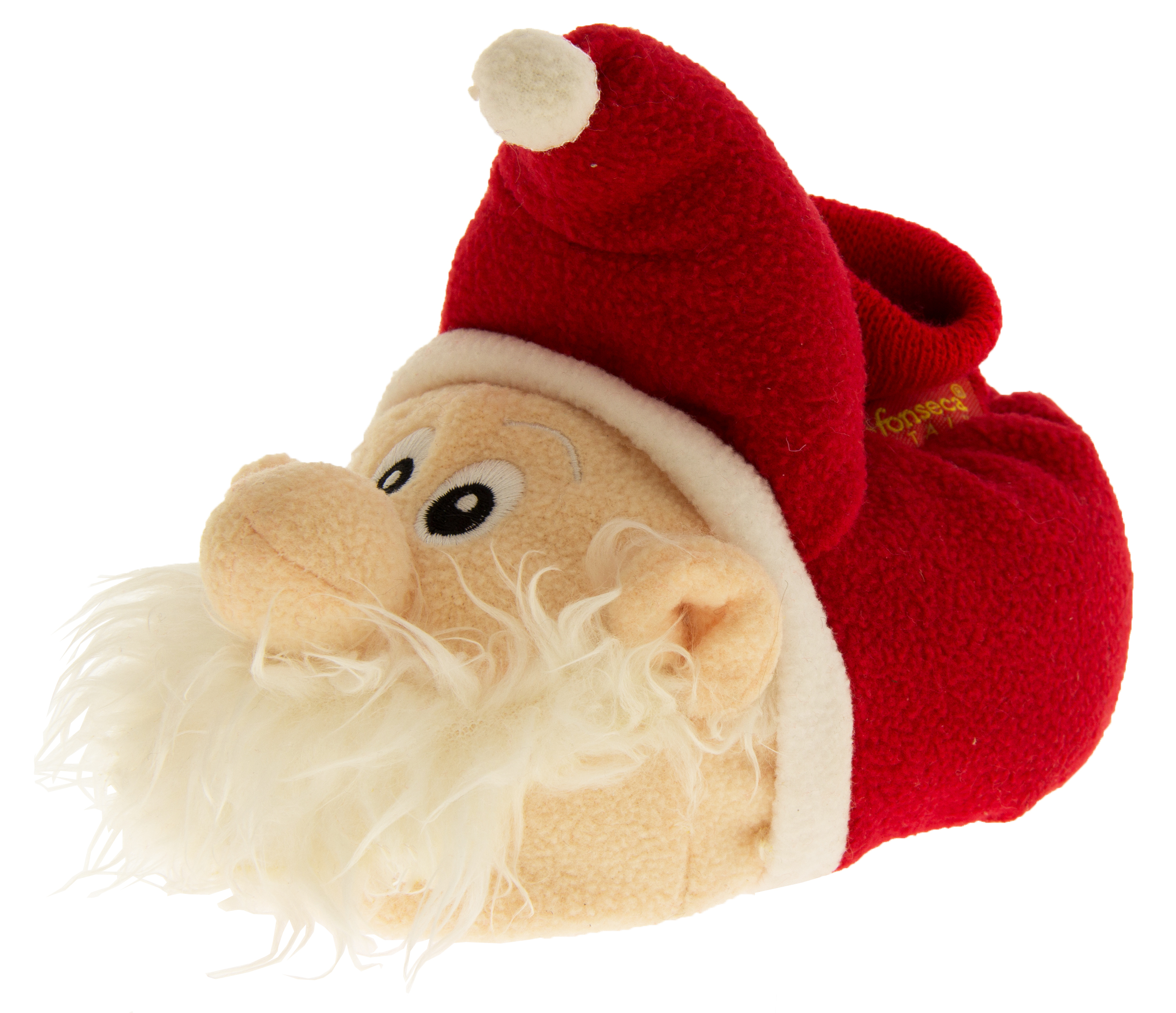 Toddler Boys Girls Kids Father Christmas Slippers Singing Santa ...