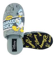 Mens Disney Donald Duck Mule Slippers