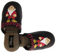Mens Disney Grumpy Mule Slippers