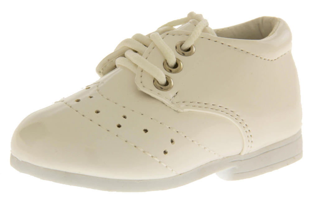 Baby Toddler Boys Christening Party Shoes
