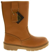 Mens NORTHWEST TERRITORY Labrador Leather Rigger Boots Thumbnail 8