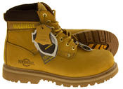 Mens NORTHWEST TERRITORY QUEBEC Leather Safety Boots Thumbnail 3