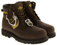 Mens NORTHWEST TERRITORY WATSON Leather Safety Boots Thumbnail 4