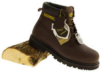 Mens NORTHWEST TERRITORY WATSON Leather Safety Boots Thumbnail 5