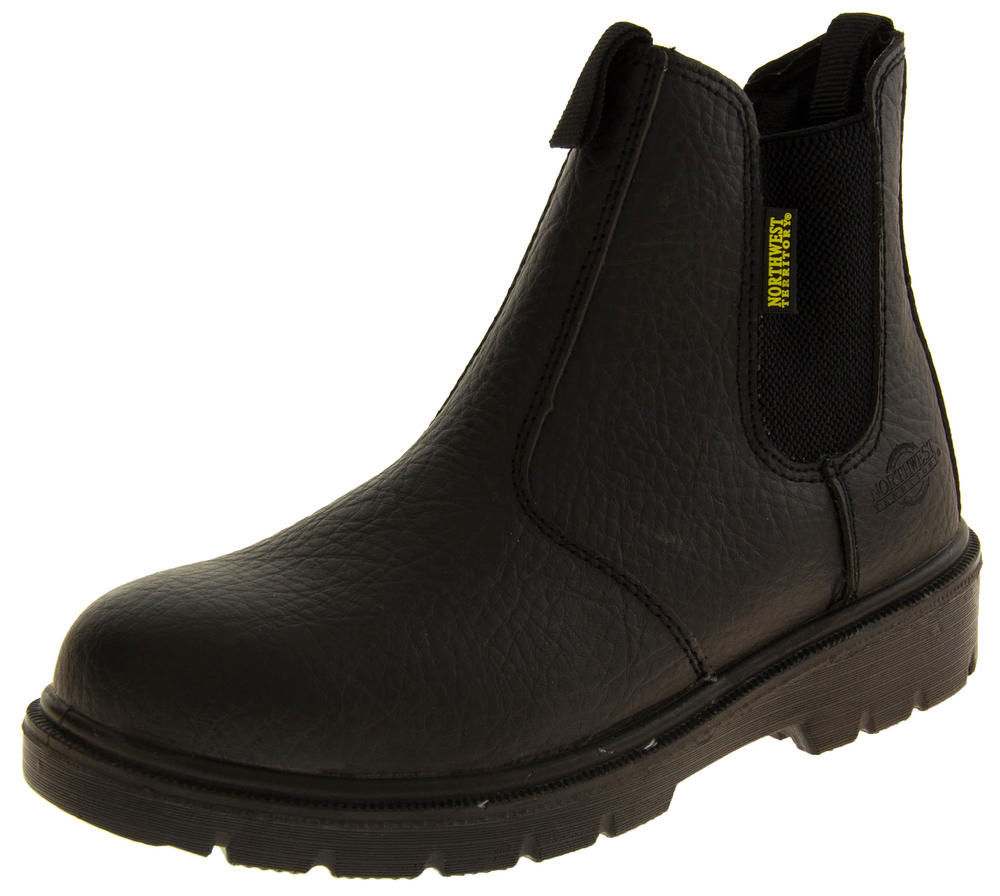 Mens NORTHWEST TERRITORY ANDERSON Leather Safety Boots