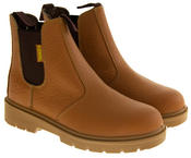 Mens NORTHWEST TERRITORY ANDERSON Leather Safety Boots Thumbnail 12