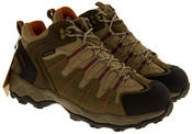 Mens NORTHWEST TERRITORY WINDSOR Leather Hiking Boots Thumbnail 4