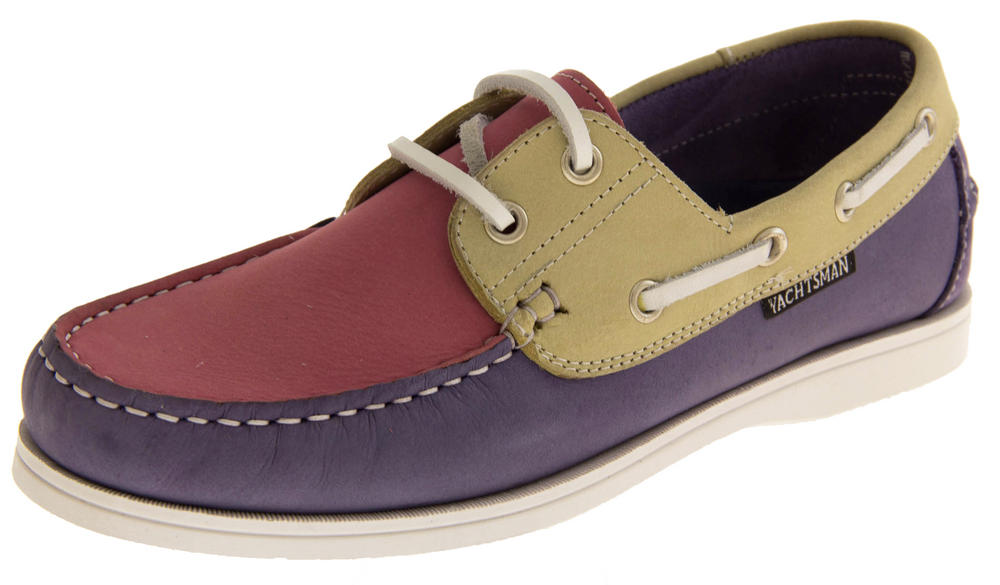 Yachtsman Shoes Womens