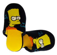 Boys Girls BART SIMPSON Mule slippers Thumbnail 2