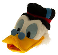 Mens Disney Scrooge McDuck Novelty Slippers