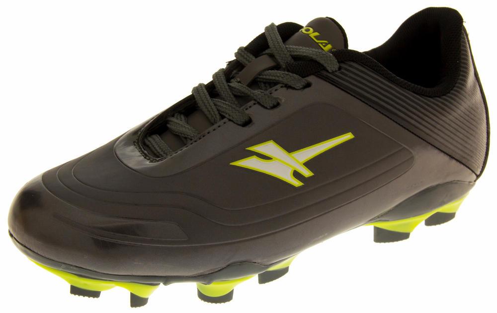 Boys GOLA SHOOT BLADE Astro Turf Football Boots