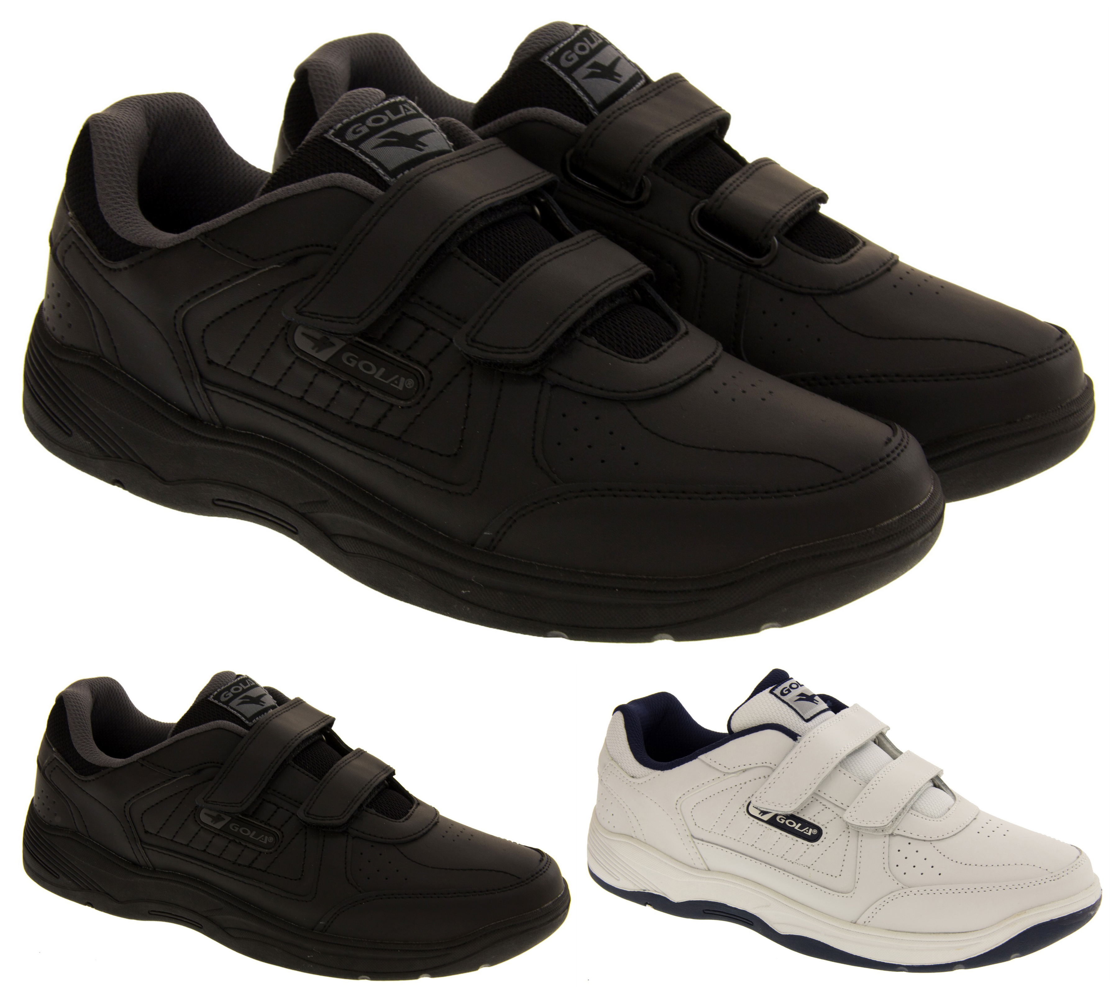 Waterproof Wide Fitting Trainers Shoes