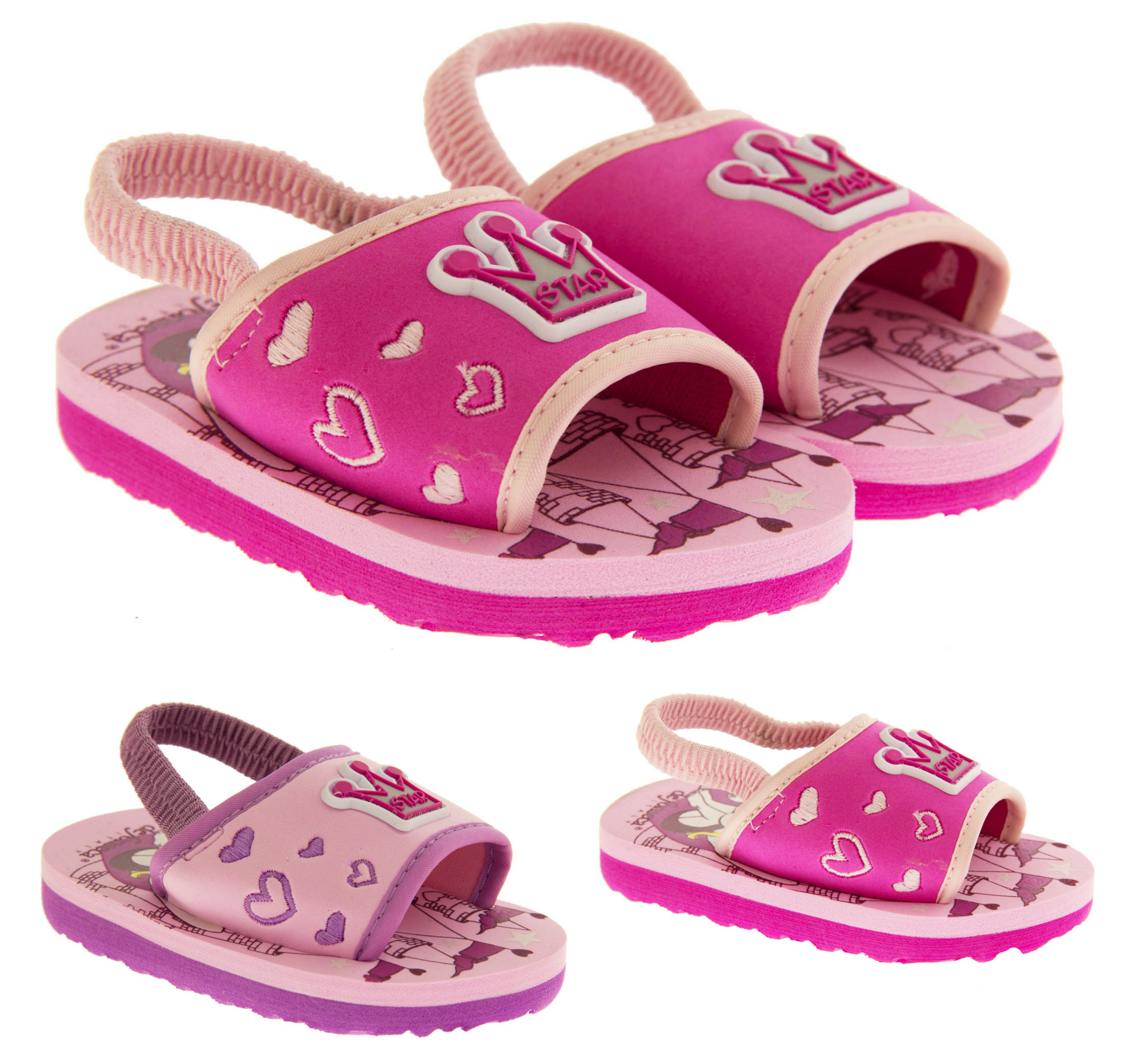 When shopping for a more formal outfit, baby girl dress shoes are the perfect addition. For fun in the sun, baby girl sandals are the way to go! For any outfit or occasion, Kohl's has the right pair of baby shoes for your little one.
