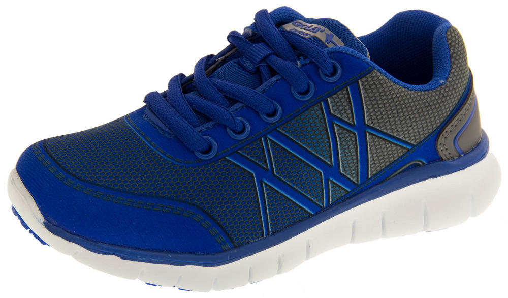 Boys Girls GOLA Sports Trainers Running Casual Walking Shoes