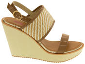 Womens DOLCIS High Heel Wedge Sandals Thumbnail 9