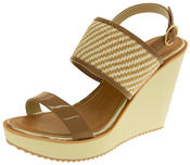Womens DOLCIS High Heel Wedge Sandals Thumbnail 7