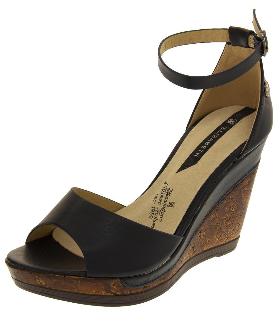 Womens Wedge Platform Strappy High Heel Sandals | Womens ...
