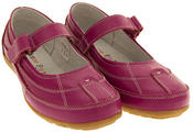 Ladies COOLERS LEATHER Shoes Womens Summer Velcro Strap Mary Janes Thumbnail 12