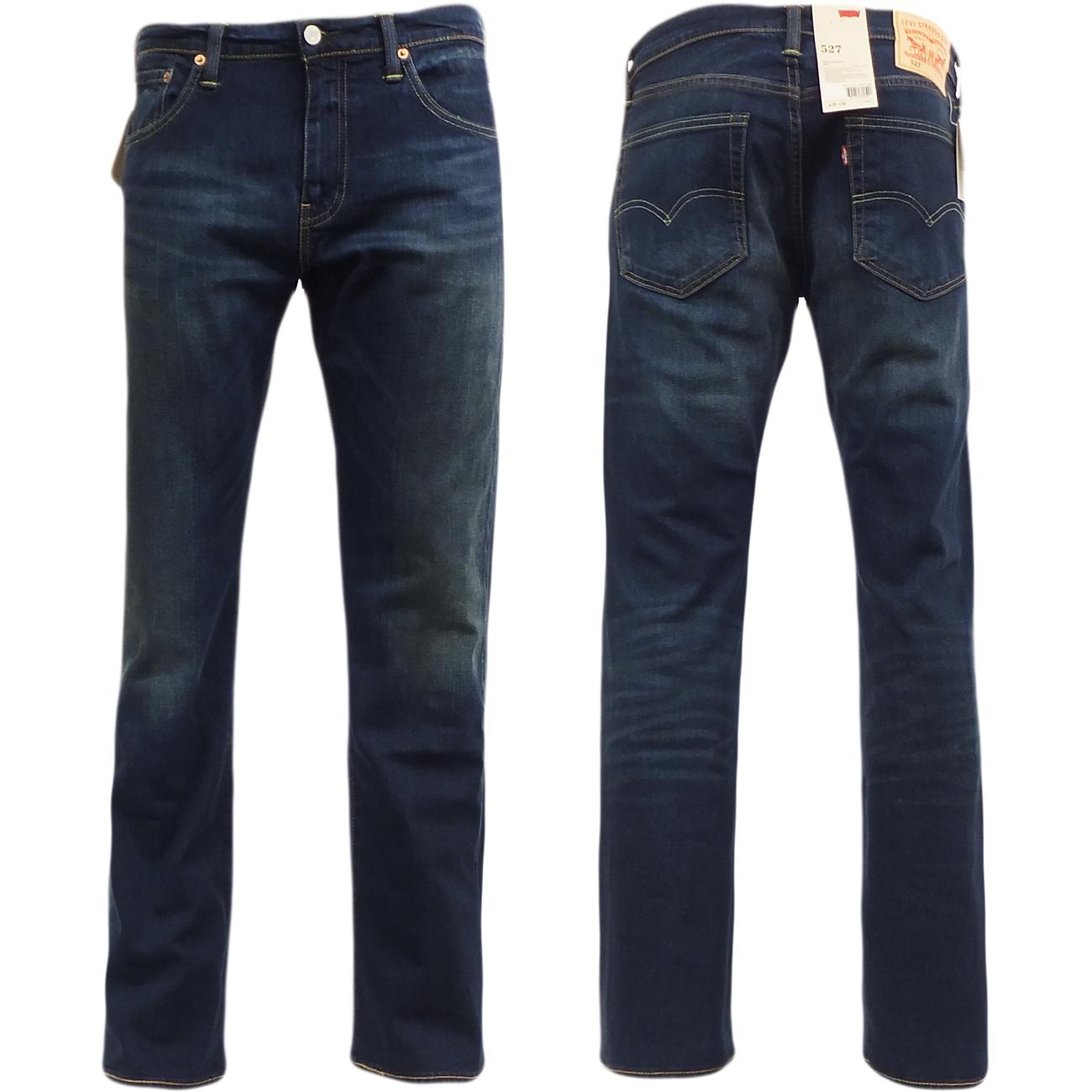 Levi Strauss Jean 527 Green Edge Bootcut | Jeans | Mr H Menswear