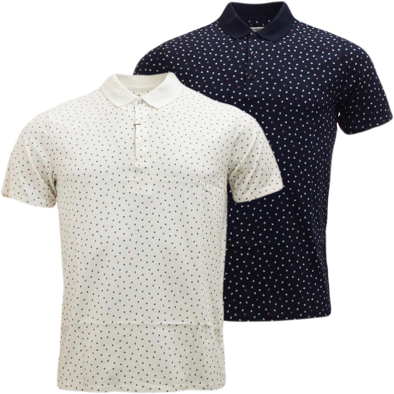 Mens polos ben sherman polo shirt 39 box design 39 all over for Xxl mens polo shirts