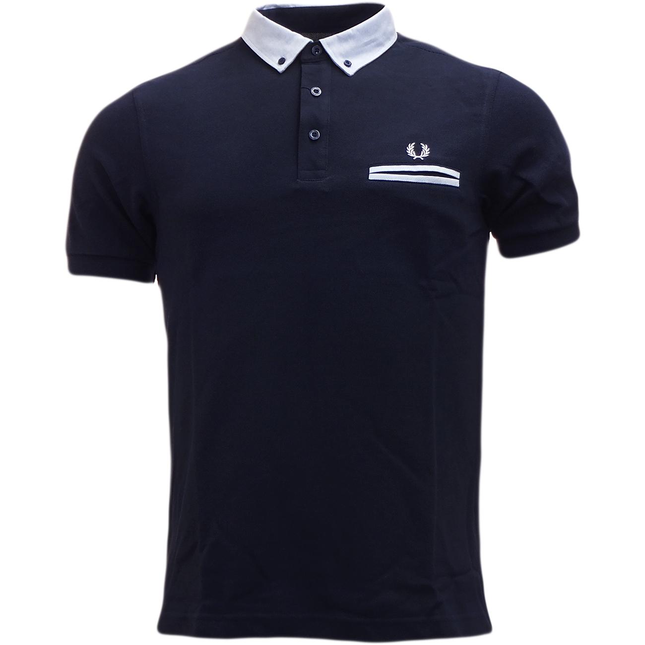Original polo button down collar shirt for No button polo shirts