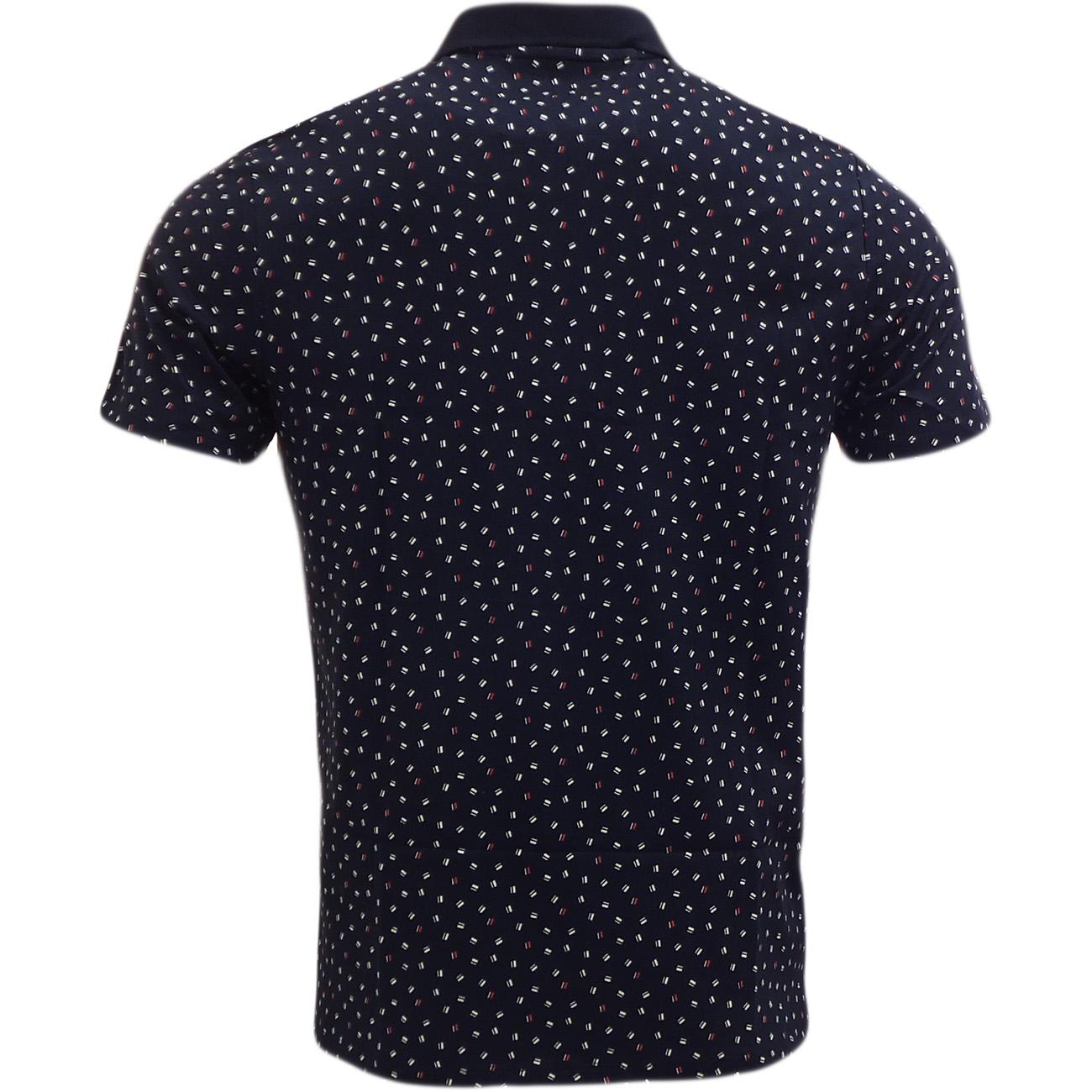 ben sherman polo shirt mens polos short sleeve shirts designer top ebay. Black Bedroom Furniture Sets. Home Design Ideas