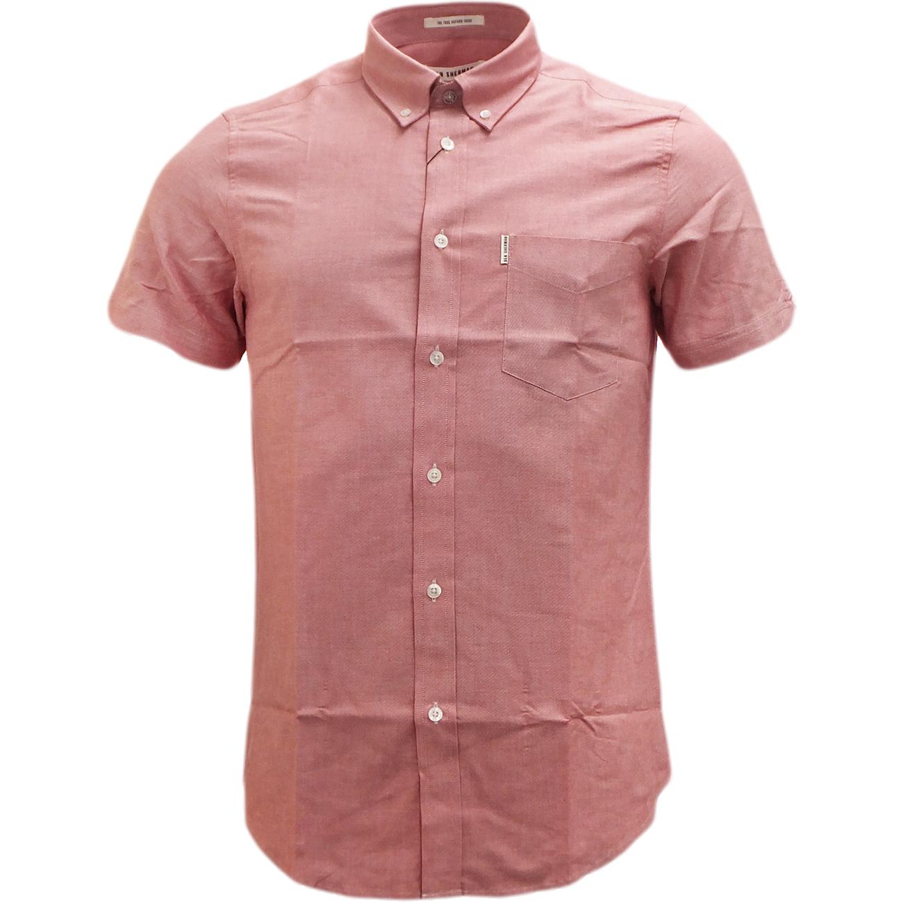 Ben Sherman Shirt Mens Shirts / Short Sleeve Shirts ...