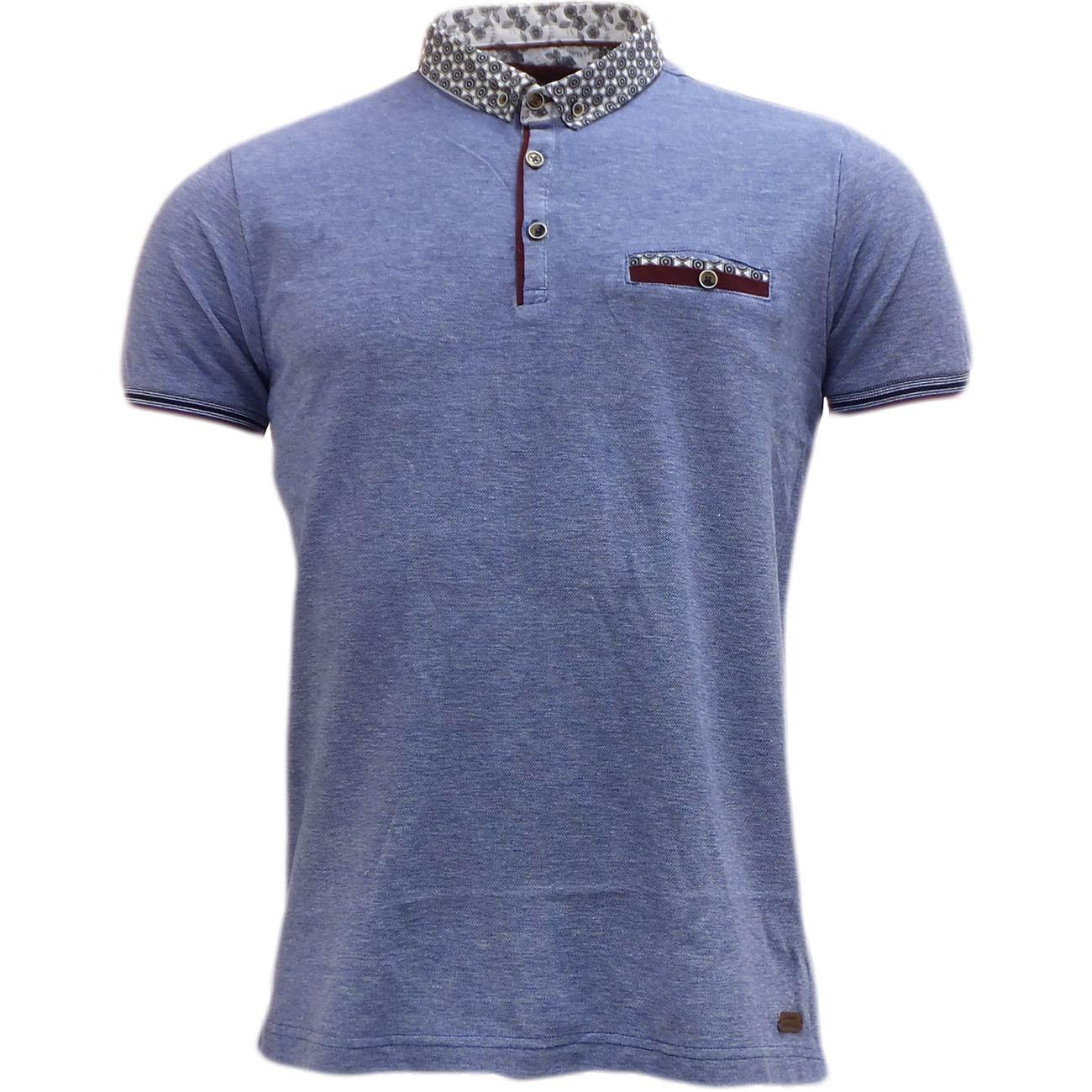 Brave soul polo shirt mens polos short sleeve shirts for Mens branded polo shirts