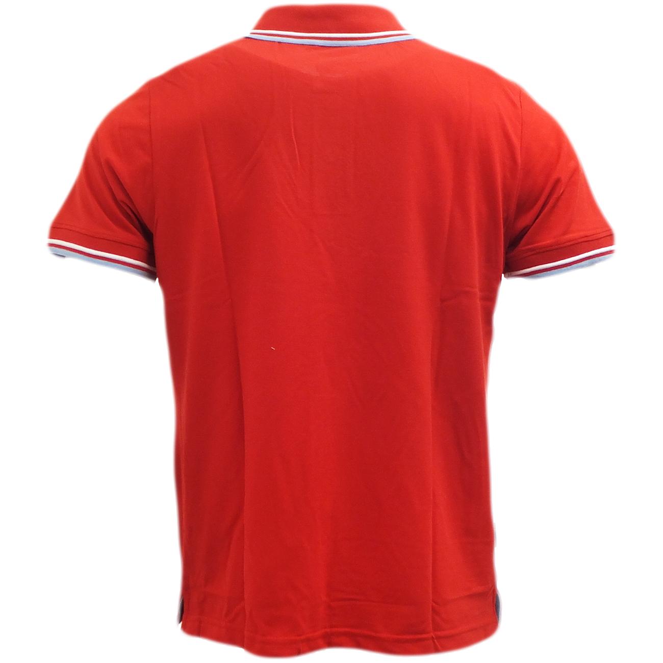 Slazenger Plain Polo Shirt Mens Polos Short Sleeve