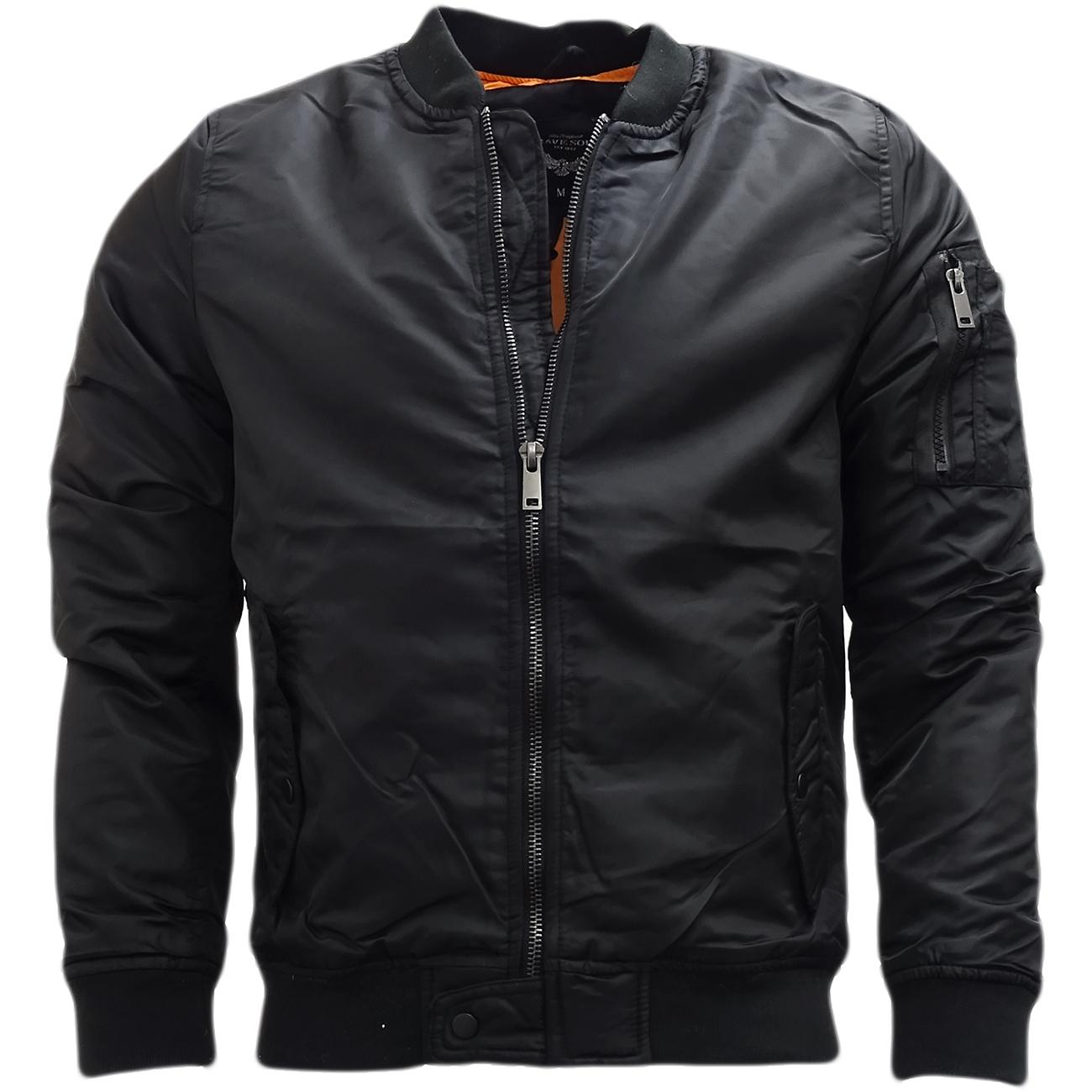 Jackets Brave Soul Bomber Jacket Oslo Jackets Mr H