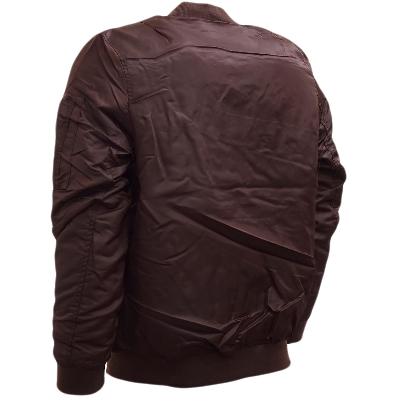 jackets brave soul bomber jacket 39 oslo 39 jackets mr h. Black Bedroom Furniture Sets. Home Design Ideas